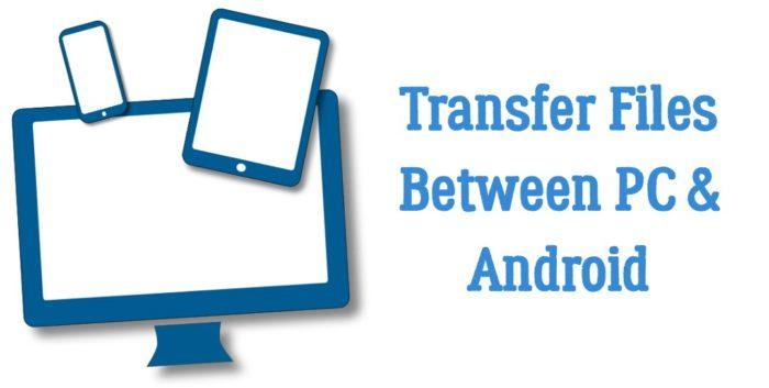 Android Phone Aur PC Ke Beech File Transfer Kaise Kare