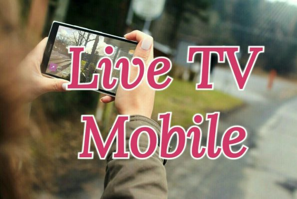 live tv mobile phone