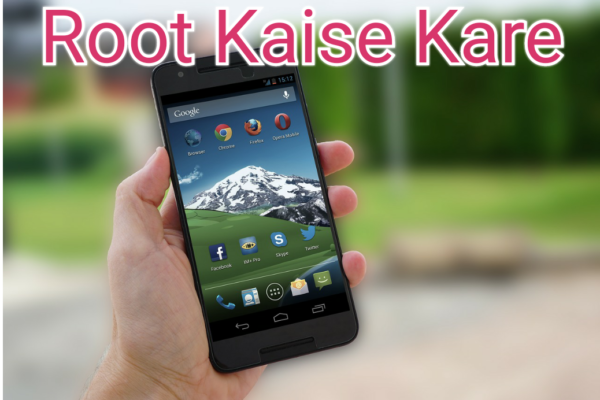 root kaise kare