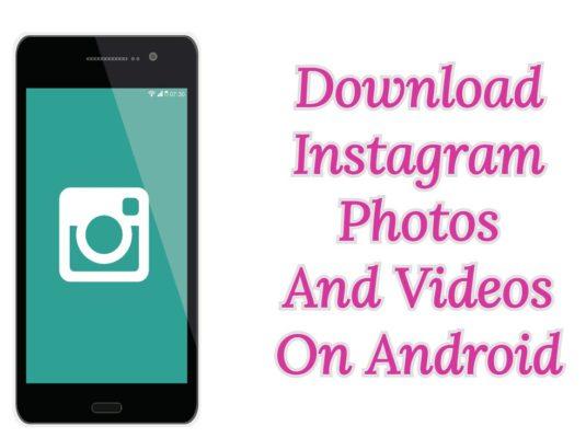 instagram download photo video