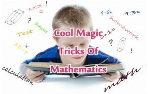 6 Math Magic Tricks in Hindi