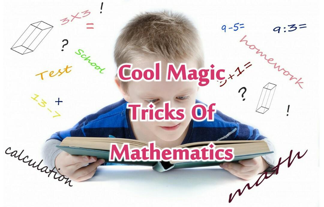 math magic triicks