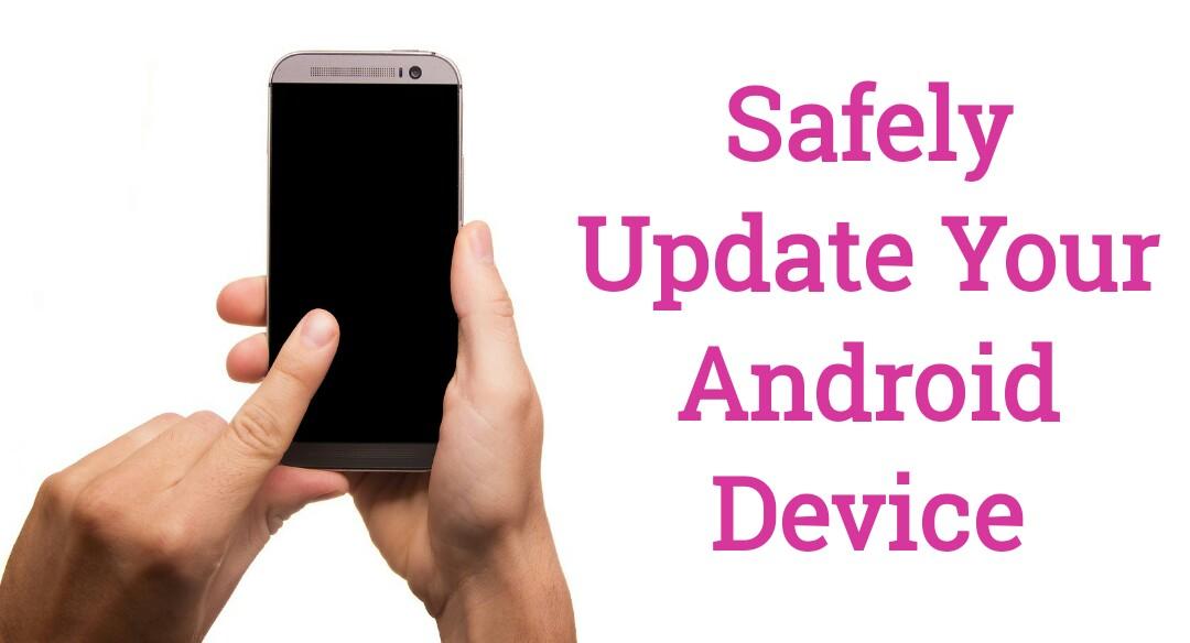 update mobile phone