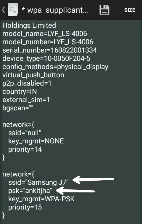 wifi password hack