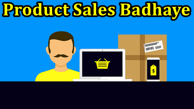 product sale tips