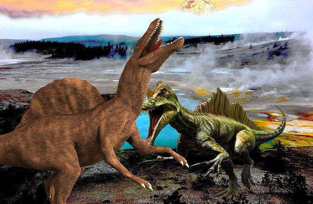 dinosaur ka ant kaise hua